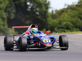 Christian Mansell Set For British F4 Bow