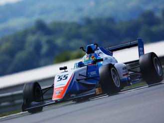 Douglas Motorsport Battle To Top Ten Double At Donington Park