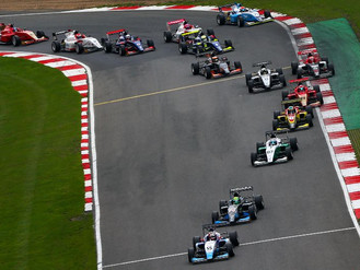 Douglas Motorsport Close On British F3 Points Lead With Brands Hatch Podiums