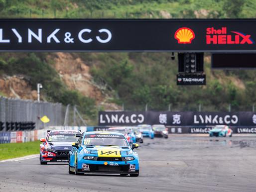 Andy Priaulx Has Tough WTCR Weekend In Ningbo