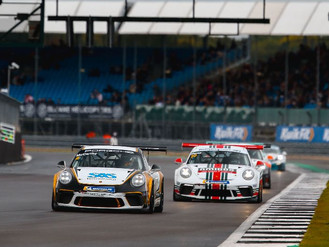 Jack McCarthy Continues To Impress With Silverstone Podium Double