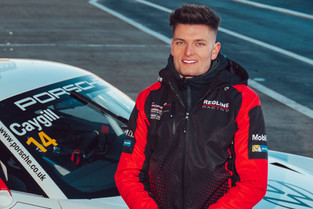 Team Redline Racing Re-Sign Josh Caygill For 2021 Porsche Carrera Cup GB