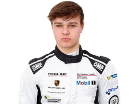 Team Redline Racing Sign Micah Stanley For 2021 Porsche Carrera Cup GB
