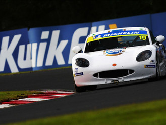 Rowan Vincent Battles To Points Finish At Croft