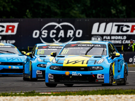 Andy Priaulx Heads To Zandvoort For FIA World Touring Car Cup