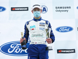 McKenzy Cresswell Scores Overall Podium On British F4 Debut
