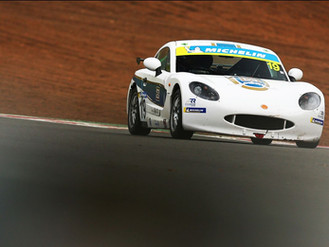 Rowan Vincent Endures Difficult End To Maiden Ginetta Season
