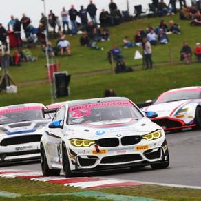 Gordon-Colebrooke Battles On Through Challenging British GT Weekend