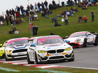 Andrew Gordon-Colebrooke Battles On Through Challenging British GT Weekend