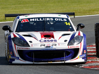 Will Burns Continues Title Challenge With Oulton Park Podiums