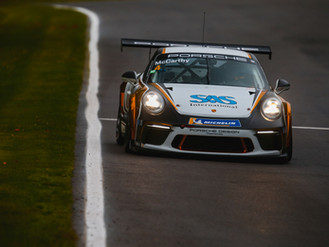 Jack McCarthy Crowned Double Vice-Champion In Maiden Porsche Season
