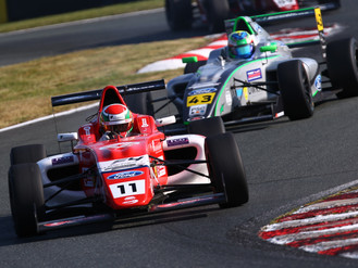 Priaulx Rescues Top Ten Finishes From Oulton Park