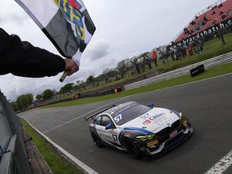 Will Burns Scores Sensational GT4 Win On British GT Return