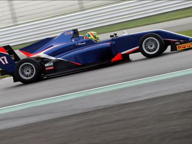 Christian Mansell Graduates To BRDC British F3 With Carlin