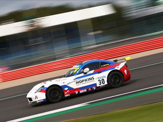 Will Jenkins Shows Impressive Pace Amidst Challenging Silverstone Weekend