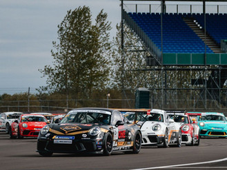 Redline Racing Take Home Silverstone Silverware