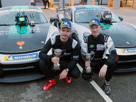 Team Redline Racing Dominate Sprint Challenge GB Finale With Victory Quadruple