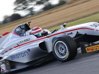 Speed Goes Unrewarded For Battling Bart Horsten At Snetterton