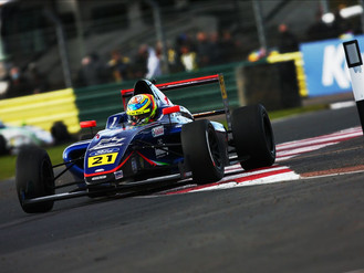 Christian Mansell Bags British F4 Rookie Cup Spoils At Croft