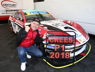 Crees Ends Dream Season As Ginetta GT4 Supercup AM Class Champion