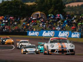 Redline Racing Mark Thruxton Return With Porsche Carrera Cup GB Silverware