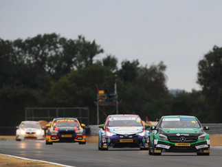 Oliphant Stars At Snetterton With Seasons Best Finish