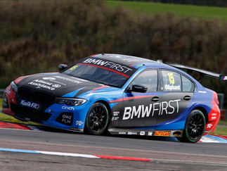 Oliphant Claims Strong Points Haul At Thruxton