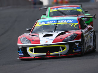 Crees Lights Up The Timesheets With Class Leading Oulton Park Pace