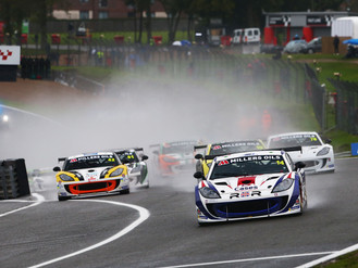 Will Burns Crowned 2019 Ginetta GT4 SuperCup Vice-Champion
