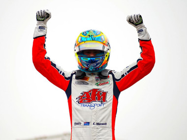 Christian Mansell Scores Sensational Win On British F3 Debut At Brands Hatch