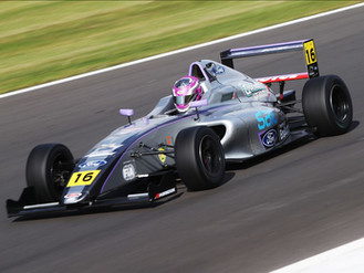 McKenzy Cresswell Rookie Cup Podium Honours The Highlight Of A Mixed Silverstone