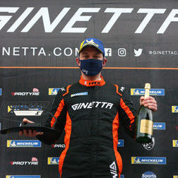 Will Burns Builds Championship Lead With Crucial Snetterton Win