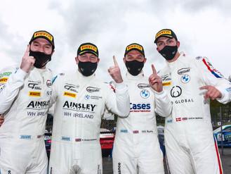 Andrew Gordon-Colebrooke Seals Stunning Pro-Am Class Win In British GT Opener