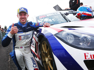 Will Burns Targets Championship Glory In 2020 Ginetta GT4 SuperCup