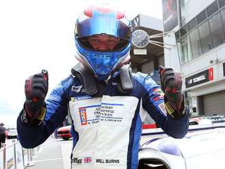 Will Burns Takes Early Championship Lead With Double Donington Success