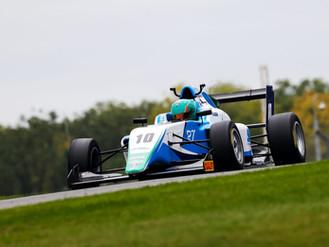 Douglas Motorsport Show Their Speed In GB3 Season Finale At Donington