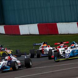 Double Donington Park Podium Keeps Douglas Motorsport In F3 Title Hunt