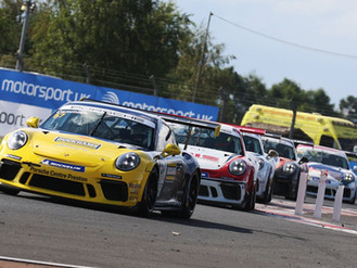 Sweet Success At Home For Team Redline Racing At Croft