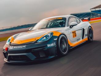 Redline Racing Join Porsche Sprint Challenge GB With Cayman Quartet