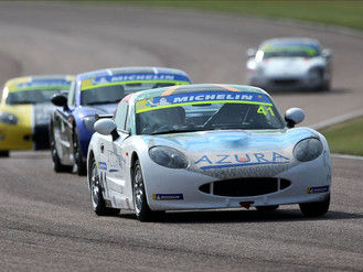 Pace Goes Unrewarded For Trennon Bettany At Thruxton