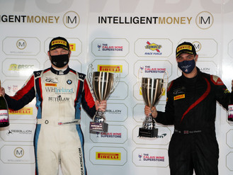 Andrew Gordon-Colebrooke Scores Superb First British GT Win In Silverstone Finale