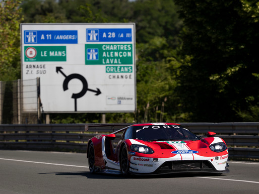 Andy Priaulx Heads To Le Mans For FIA WEC Super Season Finale