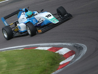 Charging Juffali Reaps Reward For Douglas Motorsport At Oulton Park