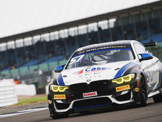 Will Burns Scores Valuable Points With Fourth Place At Silverstone