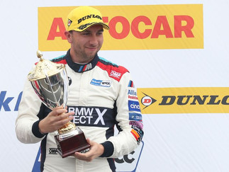 Oliphant Takes Maiden BTCC Podium At Donington Park