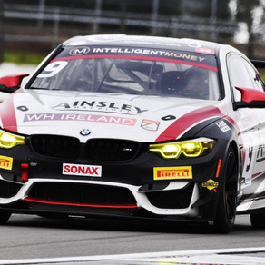 Fighting Fourth For Gordon-Colebrooke In Silverstone 500