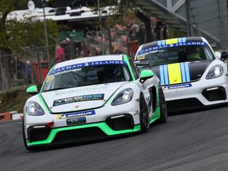 Team Redline Racing Secure Maiden Porsche Sprint Challenge GB Victory