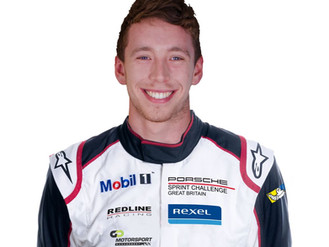 Team Redline Racing Return To Porsche Sprint Challenge GB With Jack Bartholomew