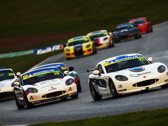 Georgi Dimitrov Bows Out Of Ginetta Juniors In Style At Brands Hatch
