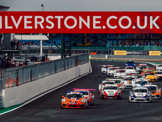 Redline Racing Take Crucial Win At Silverstone To Increase Championship Lead
